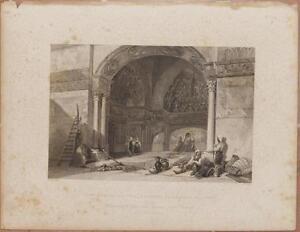 Letto A Castello Palermo.Vestibolo Castello La Zisa Palermo Sicilia Sicily Acciaio 1850