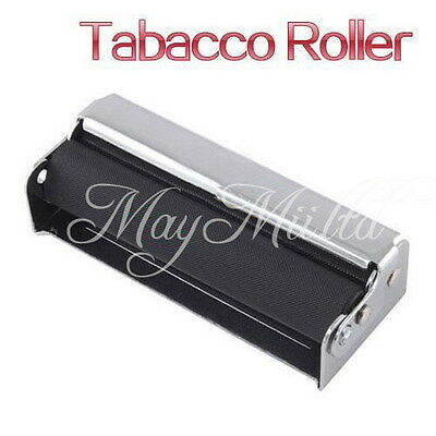 70mm Easy Auto Automatic Tabacco Cigarette Roller Maker Rolling Machine New