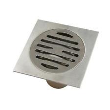Edelstahl Bodenablauf Duschablauf Duschrinne Badablauf Geruchsverschluss Duschab