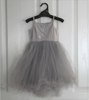 NEW Boutique Kids Tutu Lace Tulle Flower Girls Photo Event Dress Size 2.3.4.5.6