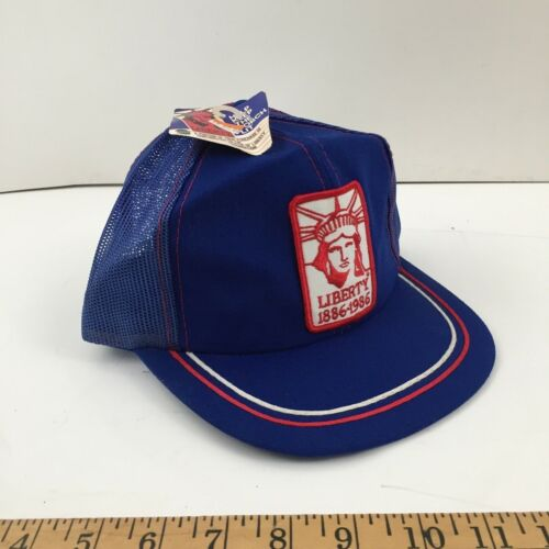 New Old Stock Statue of Liberty Centennial Hat 188