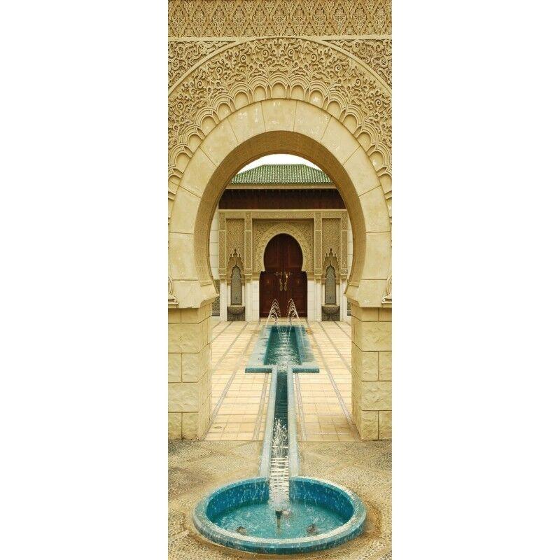 Célébrez le Nouvel An Noël Sticker mural grand format fontaine fontaine fontaine 405 | économique Et Pratique  f34714