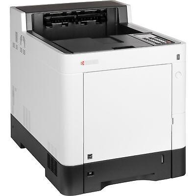 Kyocera ECOSYS P6235cdn, Farblaserdrucker, grau