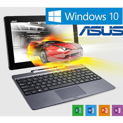 OFERTA BLACK FRIDAY ULTRABOOK ASUS TACTIL T100TA SSD32GB+HDD500GB WIN10+OFFICE