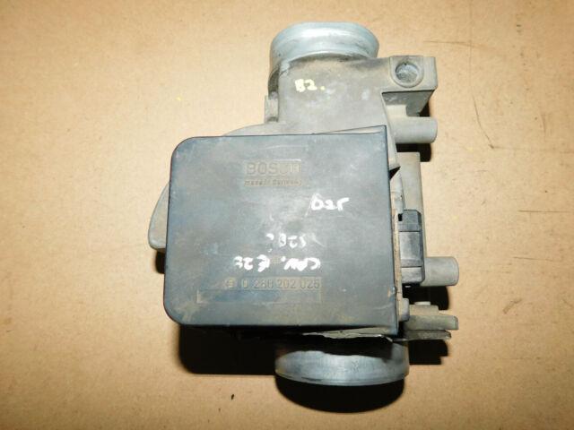BMW E23 728i E24 E28 525i Mass Air Flow Meter Sensor Part 1272101 Damaged