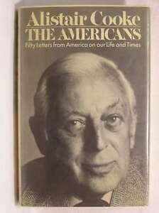 The Americans Alistair Cooke Good Book - Dundee, United Kingdom - The Americans Alistair Cooke Good Book - Dundee, United Kingdom