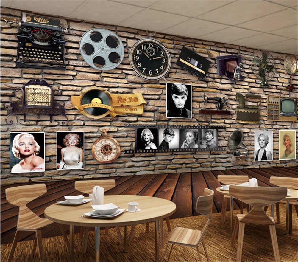 Strange Old Shelf 3D Full Wall Mural Photo Wallpaper Printing Home Kids Decor