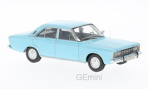 NEO 44351 - Ford P7 17m Blau clair - 1967    1 43