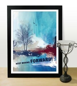 inspirational wall quotes poster home decor motivational