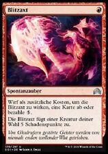 Lightning Axe / Blitzaxt (mint, Schatten über Innistrad, deutsch)