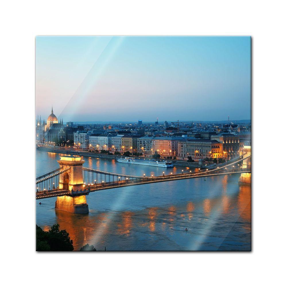 Carnaval Noel Générons-Budapest Skyline dans la nuit nuit nuit a4183d