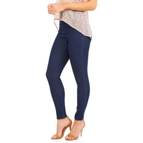 16-18 XL RealSize Women/'s Pull-On Stretch Jeggings Pants Size 12-14 Large