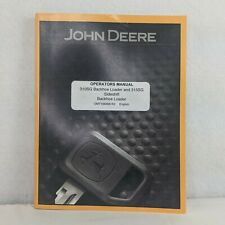 New Listingjohn Deere 310sg Backhoe Loader 315sg Sideshift Operators Manual Omt166699