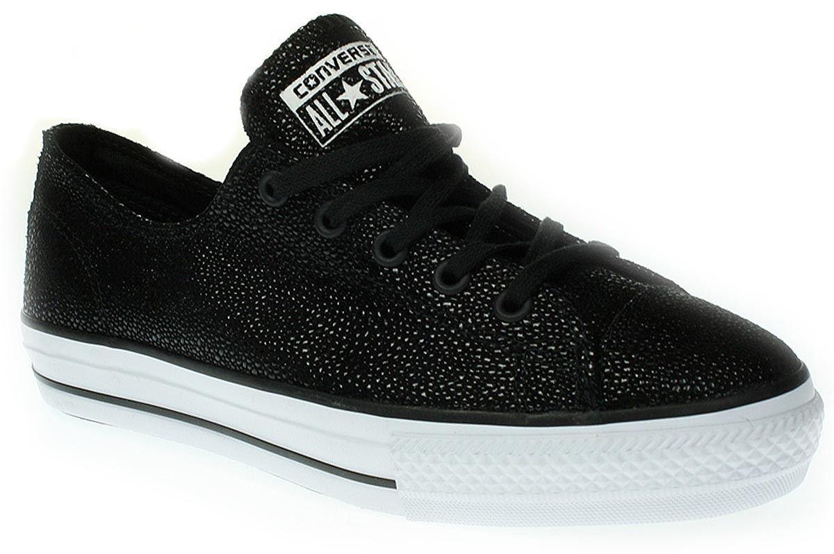 Converse CHUCK TAYLOR - Damen Schuhe Sneaker Chucks - 553334C - schwarz-pearl