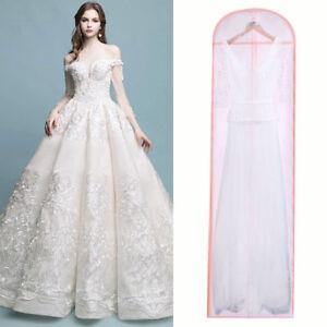 Image Is Loading 180cm Long Wedding Dress Bridal Gown Garment Dust