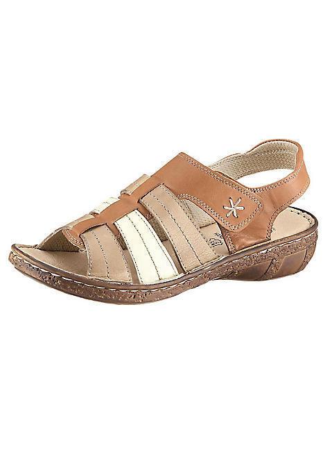 Airsoft Leather Sandals- marron UK 3 EU 36 JS088 WW 12