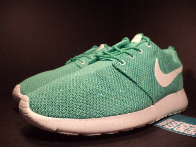 7cc47ef230032 2013 Nike Rosherun Roshe Run Gamma Green Sail White Grey MINT 511881-310 DS  11 for sale online