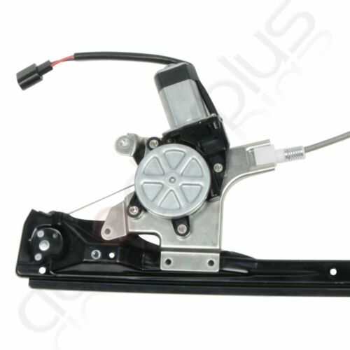 New Power Window Regulator fits 2000-2007 Ford Focus Front Left with Motor