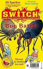 S.W.I.T.C.H.: Bug Battle / GARGOYLZ: Make Some Noise World Book Day, BURCHETT &a