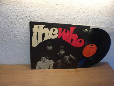 THE WHO SAME LP IN 1966 BEAT GARAGE MONSTER