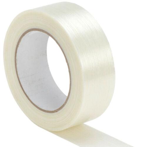 Glasfaserverstärktes Klebeband 38mm x 50m Schließen von offenen Schleifbändern