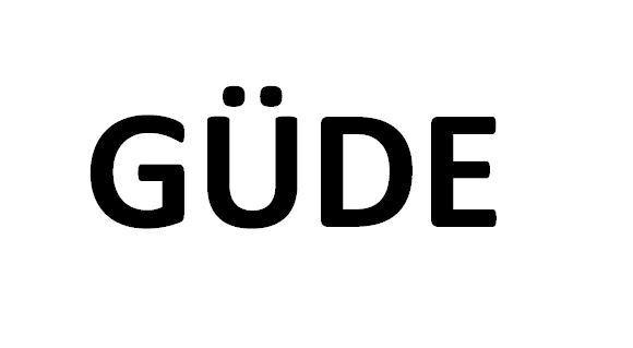 GÜDE The Knife G888 26 Kochmesser mit Grenadill-Griff, 26 26 26 cm Klinge, Solingen    | Spezielle Funktion  0534c0