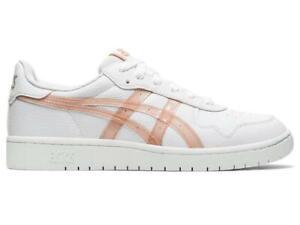 Asics Japan S Sneaker Damen - weiß/pink