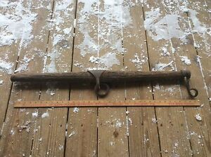 Antique Single Tree Harness Ebay Electrical Wiring Diagram