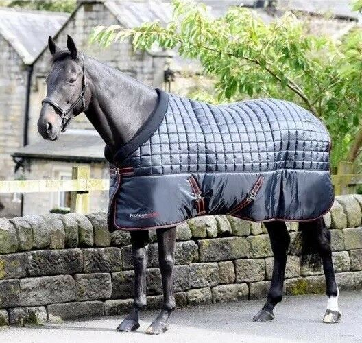 Protechmasta  200g InfraROT Stable Rug ALL 5'6 To To 5'6 6'9 Therapy Rug rrp adb546