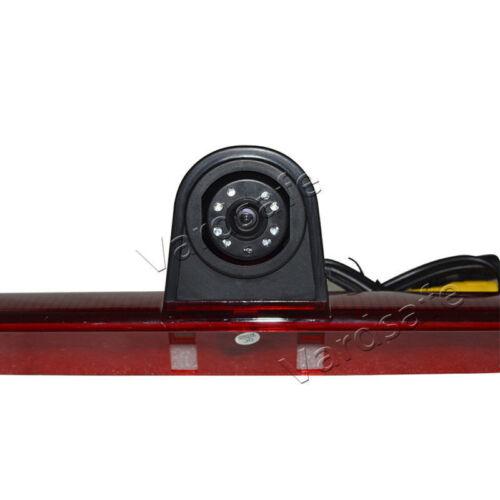 2007-2018 Brake Light Rear View Reverse Backup Camera for MB Sprinter Van