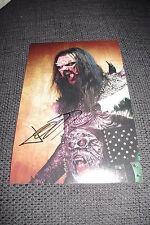 LORDI Tomi Putaansuu signed Autogramm auf 20x30 cm Foto InPerson LOOK