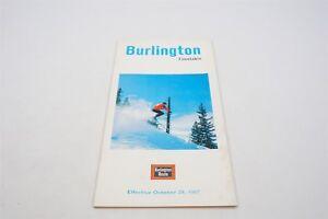 Railroad-Timetables-CB-amp-Q-Burlington-Route-October-1967-w-Map-amp-Ads