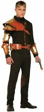 Male Steampunk Armor Wristbands Cosplay Viking Game of Thrones fnt