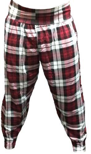 Womens Plain Harem Trousers Pants Ali Baba Leggings Baggy Aladin Boho Hippy 6-24