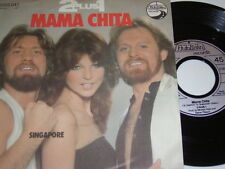 "7"" - 2 Plus 1 - Mama Chita - 1980 # 0720"