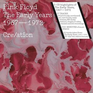 PINK-FLOYD-THE-EARLY-YEARS-1967-72-CRE-ATION-DOPPIO-CD-NUOVO-SIGILLATO