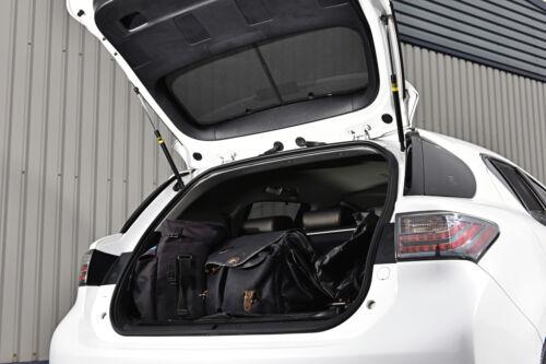 AUDI A6 4dr 2004-2011 UV CAR SHADES WINDOW SUN BLINDS PRIVACY GLASS TINT BLACK