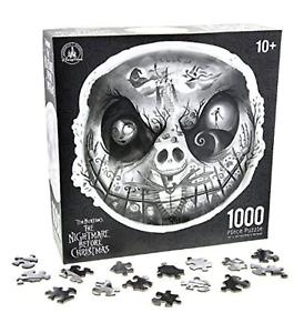 Disney Parks NIGHTMARE BEFORE CHRISTMAS 1000 Piece Puzzle ~ JACK SKELLINGTON~NEW