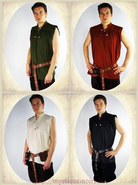 Gothic Mittelalter Piraten Hemd Joshamee Caribbean Renaissance Western Larp       | Niedriger Preis und gute Qualität  | Schön und charmant  | Online  | Rabatt  | Abgabepreis  b73317