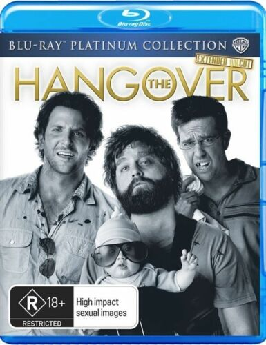 1 of 1 - The Hangover (Blu-ray, 2010)