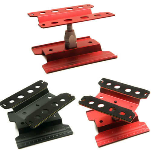 Model Repair Station Work Stand 360° Rotate Holder Platform for 1//8 1//10 RC Car