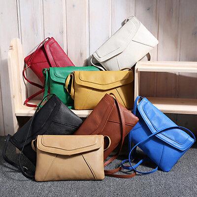New Fashion Women Leather Shoulder Bag Handbag Satchel Purse Hobo Messenger Bags