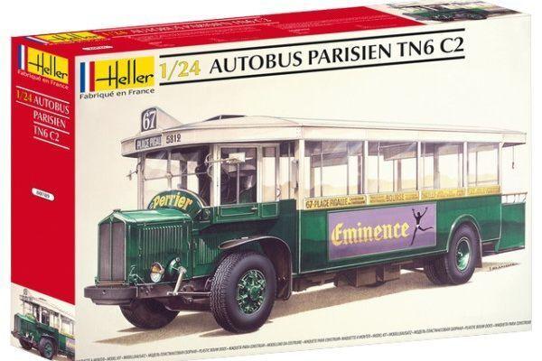 Heller 1 24 Autobus Parisien TN6 C2