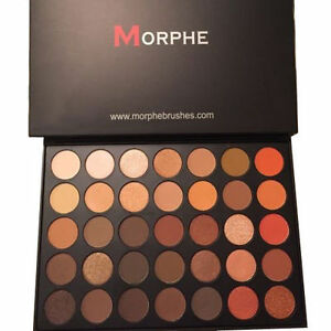 Morphe Pro O  Color Nature Glow Eyeshadow Palette