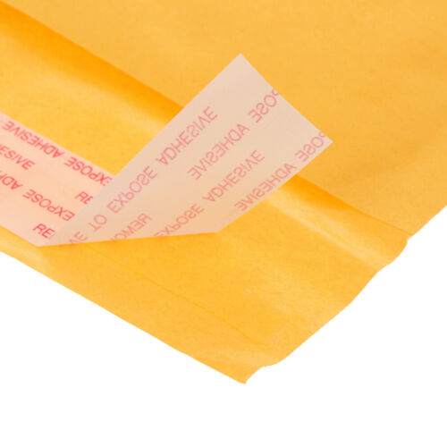 20x Kraft Bubble Envelopes Padded Mailers Self-Seal Shipping Bags