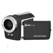"JAZZ DV140 VIDEO CAMCORDER AND HYBRID CAMERA BLACK 1.44"" LCD 4X DIGITAL ZOOM"