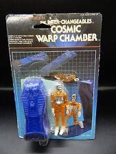 MOC vintage Interchangeables COSMIC WARP CHAMBER Micronauts Pharoid toy Takara !
