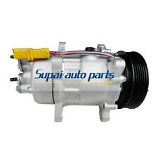 New A/C Compressor 9682930280 For Peugeot 206 307 406 607 806