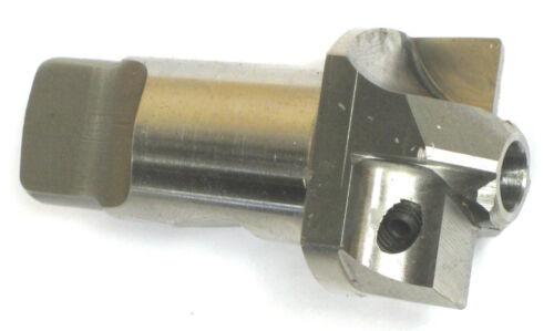 "1-3//8/"" Mini Stub Morse Taper shank Counterbore Cutter End Mill Spot Facer Tool"