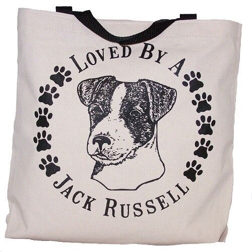 Jack Russell Tote Bags New MADE IN USA Lot von 10